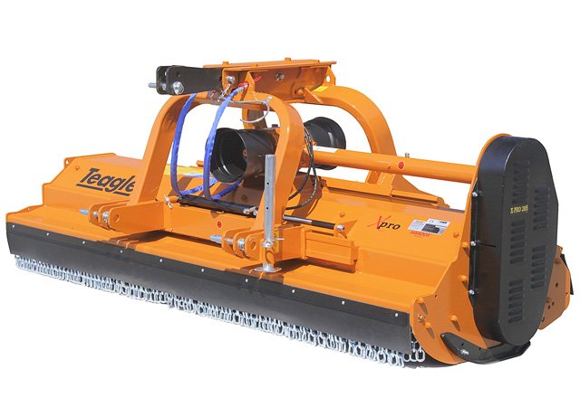 Flail Mower range extended with the introduction of the X-Pro