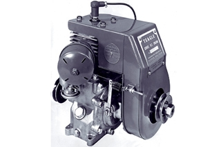 126cc Four-Stroke Engine