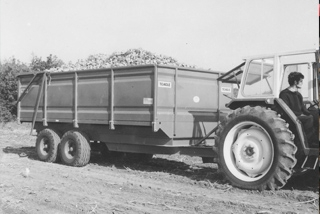 Titan 10 Tipping Trailer